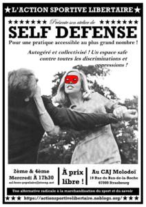 Une après-midi d'autodéfense intellectuelle et physique