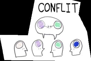 Causerie sur animer les conflits